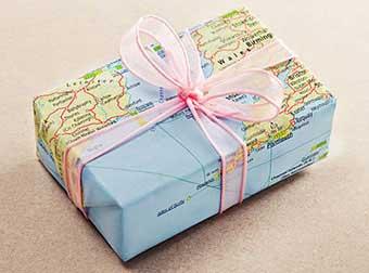 Ідея цікавої упаковки - фото darunok.ua