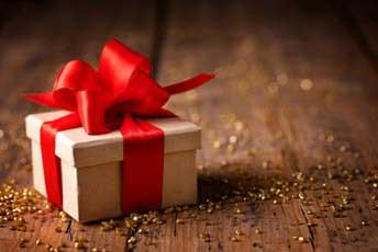 Оригінальна упаковка подарунка - фото Дарунок