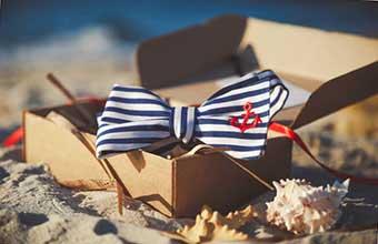 Подарунок моряку з тематичним декором - фото darunok .ua