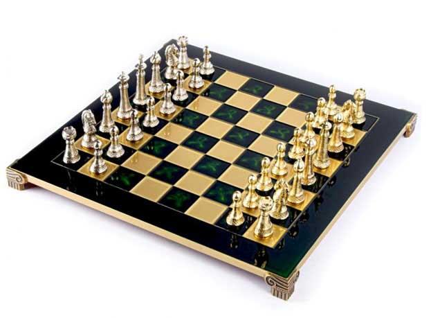 Шахи класичні - розкішний сувенір для президента - фото Дарунок