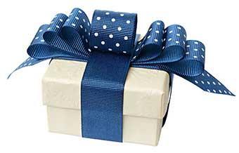 Оригінальне оформлення подарунка дантиста - фото Дарунок