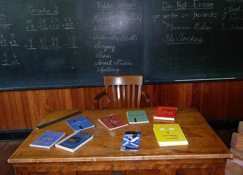 Урок английского языка - фото Darunok.ua
