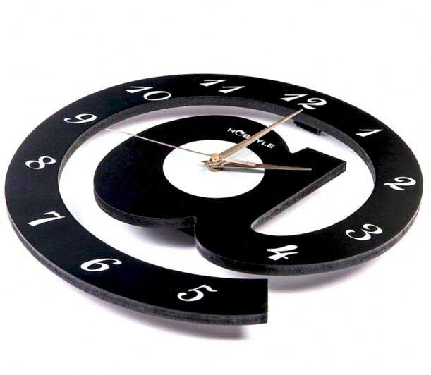 Настінний годинник собачка - хороший сувенір вчителю - фото Дарунок