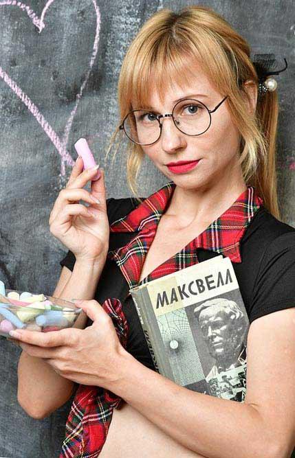 Учитель русского - фото darunok.ua
