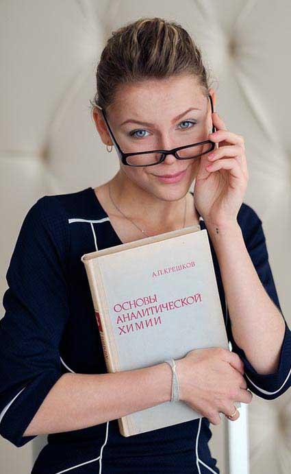 Учительница - фото darunok.ua