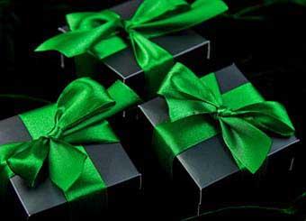 Эксклюзивная упаковка дорогих ВИП подарков - фото Дарунок