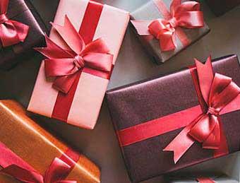 Элегантные подарки - фото Дарунок