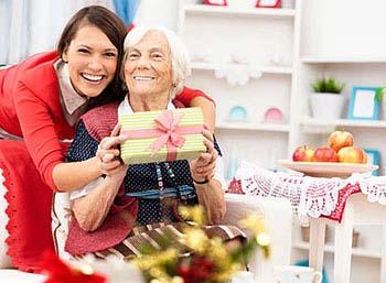 Привітання бабусі зі святом - фото інтернет-магазину darunok.ua
