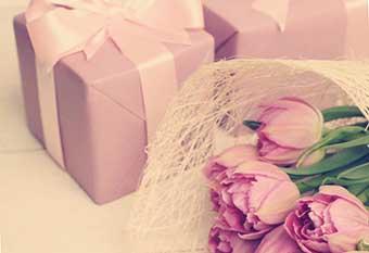 Красивые подарки - фото Дарунок