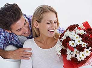 Цветы для любимой на 8 марта - фото darunok.ua