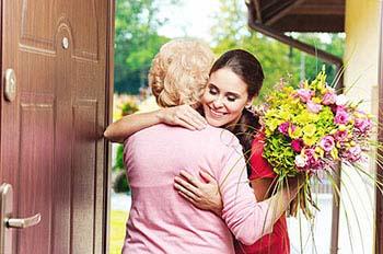 Душевна привітання матері - фото інтернет-магазину darunok.ua