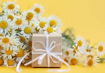 Милая упаковка подарка - фото интернет-магазина darunok.ua
