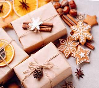 Оригінальні сувеніри на Новий рік - фото Дарунок