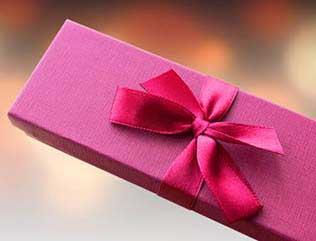 Ексклюзивний подарунок - фото Дарунок