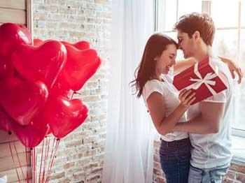 Привітання подружжя на День Валентина - фото darunok.ua