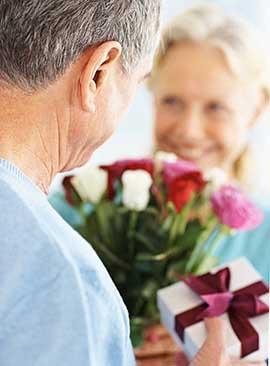 Поздравление для супруги на юбилей 50 лет - фото darunok.ua