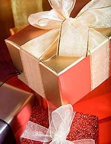 Розкішні елітні подарунки для дружини - фото Дарунок