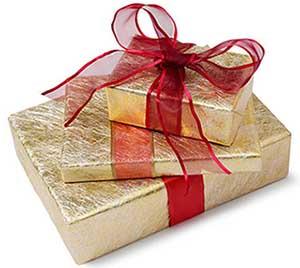 Розкішні подарунки на 55 років - фото Дарунок