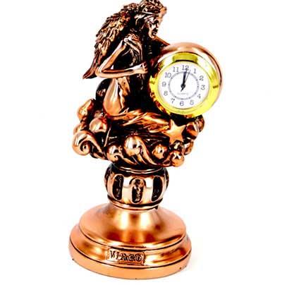 Годинник у вигляді знаку зодіаку - фото Дарунок