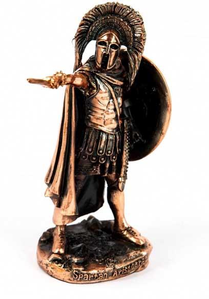 Фигурка воина - сувенир для мужчины - фото Дарунок