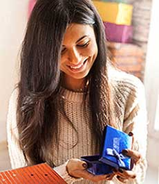 Подарок женщине в особый день - фото darunok.ua